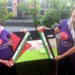 MPLP soutient l'UHWC via M3M dans la bande Gaza | GVHV steunt UHWC via G3W in de Gazastrook