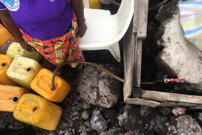Tournée Minérale in RDC Congo! Parce que l'Eau, c'est la Vie!